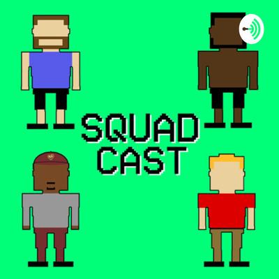 Squad cast