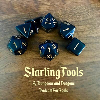 Starting Tools