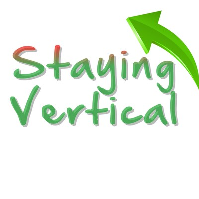 Staying Vertical by Marsha