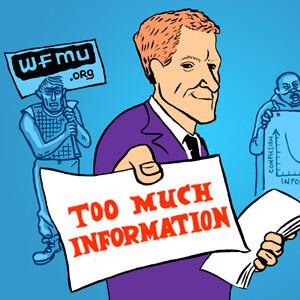 Too Much Information with Benjamen Walker | WFMU