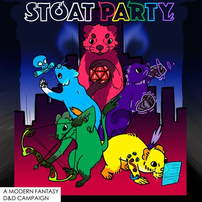 Stoat Party