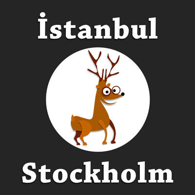 Stockholm - İstanbul Geyikleri