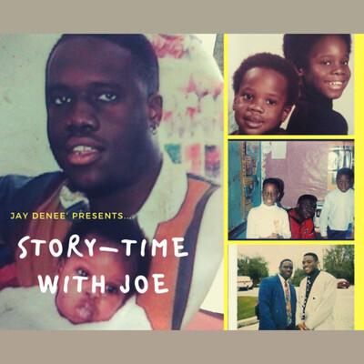 Story-time with Joe
