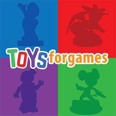 Toys For Games 'Cast - Collecting, playing with, and discussing toys-to-life