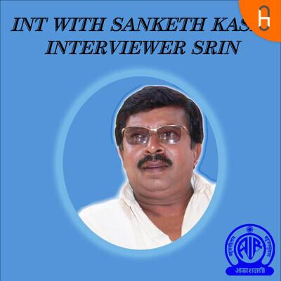 Interview with Sanketh Kashi - Interviewer Srin