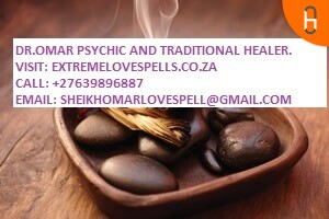 traditional healer and love spell caster