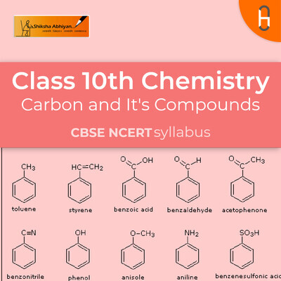 Question set 1 | CBSE | Class 10 | Chemistry | Carbon and its Compounds