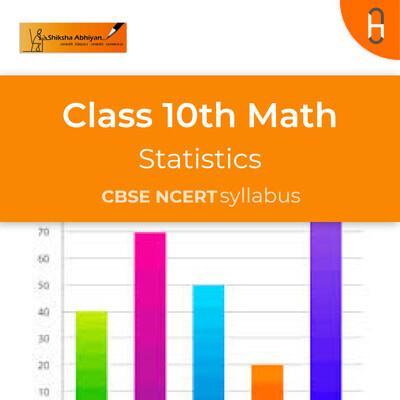 Theory 1 | CBSE | Class 10 | Math | Statistics