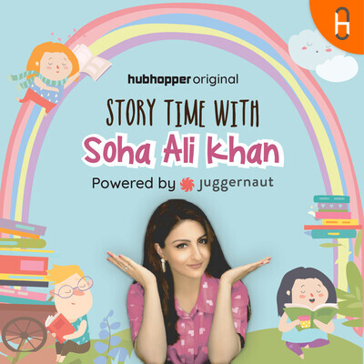 Introducing Story Time with Soha Ali Khan