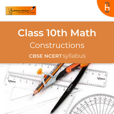 Question Set 1 | CBSE | Class 10 | Math | Constructions