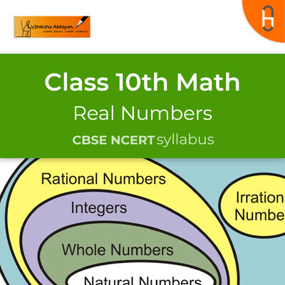 Question set 1 | CBSE | Class 10 | Math | Real Numbers
