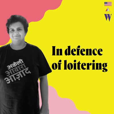Episode 04 - In defence of loitering