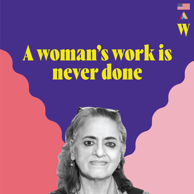 Episode 05 - A woman's work is never done