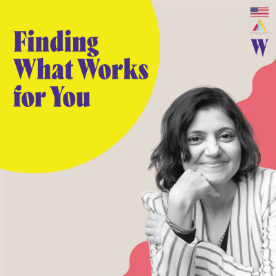 Episode 16 - Finding What Works for You