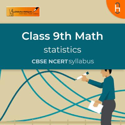 Question set 6 | CBSE | Class 9 | Math | statistics