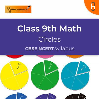 Question set 6 | CBSE | Class 9 | Math | Circles