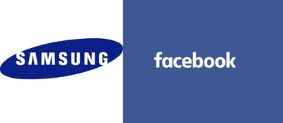 Samsung Group and Facebook give a donation for the United Kingdom