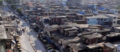 Dharavi Slums sealed by BMC due to Coronavirus Outbreak