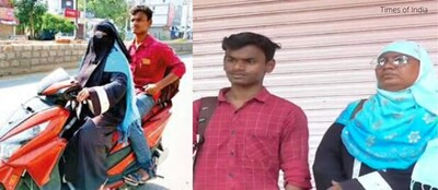 Razia Begum traveled 1400 km during Lockdown