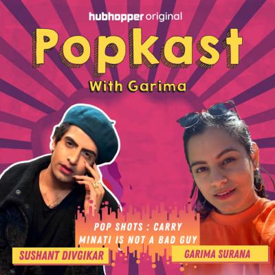 Pop Shots: Carry Minati is not a bad guy ft. Sushant Divgikar