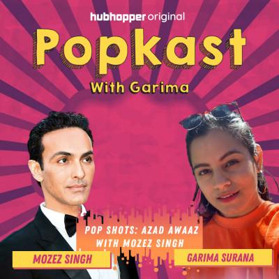 Pop Shots: Azad Awaaz with Mozez Singh