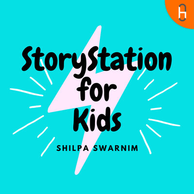 Story time with Shilpa