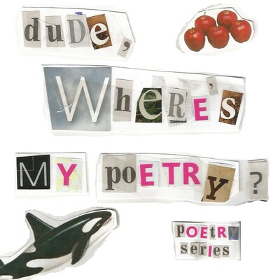 Dude, Where's My Poetry?