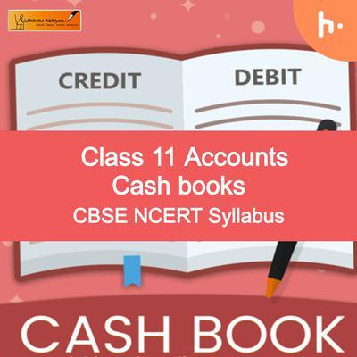 Theory Set | CBSE | Class 11 | Cash Book