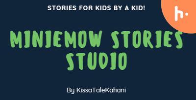 MinieMow Stories Studio - Kids