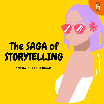 The SAGA of STORYTELLING