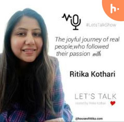 Lets Talk _ People who follow their Passion