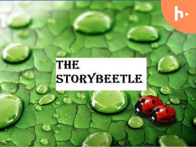 Story Beetle - a podcast with Arshia Bhandari Das