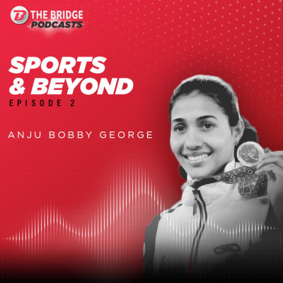 The Long Jump To Glory With Legendary Athlete Anju Bobby George