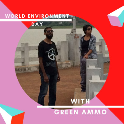 6: World Environment Day with Green Ammo