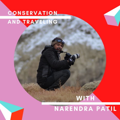12: Discussion on Tiger Conservation and Wildlife tourism with Narendra Patil