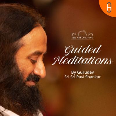निर्देशित ध्यान (हिंदी) विश्राम और पुर्नयोवन - श्रीश्री रविशंकर Meditation By Sri Sri Ravi Shankar