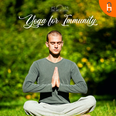 Yoga for Immunity by The Art of Living