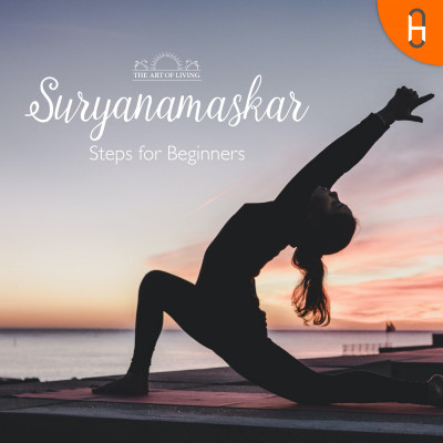 Guided Suryanamaskar by The Art of Living