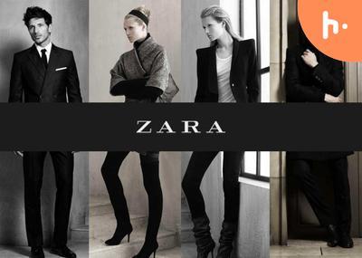 Zara Success Story