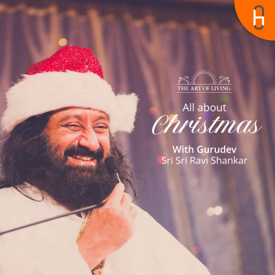 Christmas with Gurudev Sri Sri Ravi Shankar