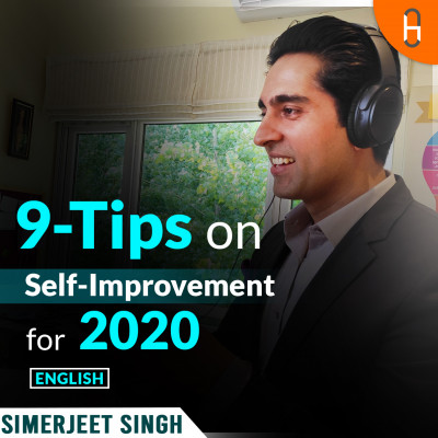 Motivational Speaker Simerjeet Singh's Podcast