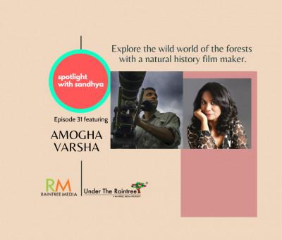 Film maker Amoghavarsha talks about making natural history film Wild Karnataka   Spotlight with Sandhya