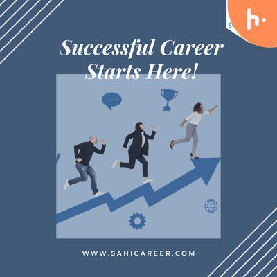 Career Exploration through SahiCareer