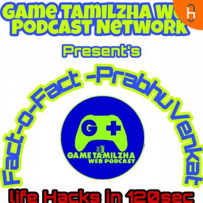GAME TAMILZHA WEB PODCAST