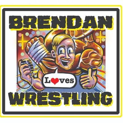 Brendan Loves Wrestling