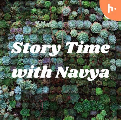 Story time with Navya