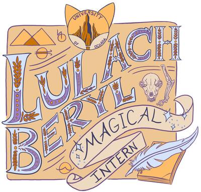 Lulach Beryl: Magical Intern