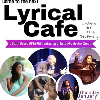Lyrical Cafe Podcast