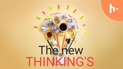 THE NEW THINKING (to tips change your thinking)