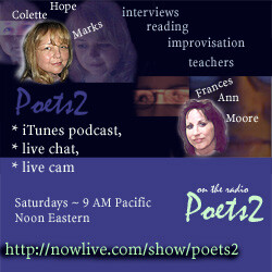 Poets2 Podcast - Poetry for the Ages